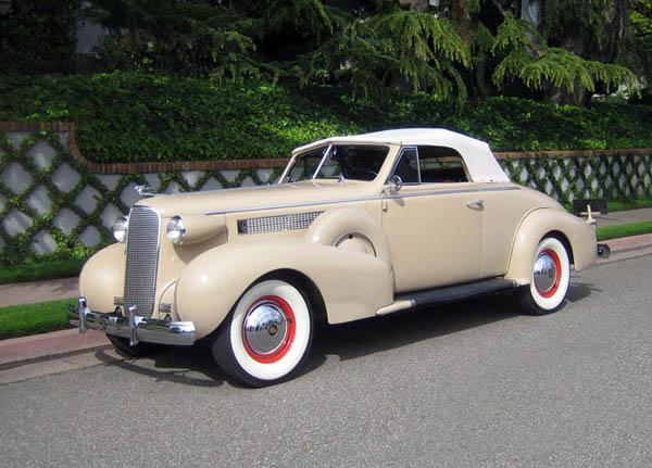 1937 Cadillac, Eric Clausen